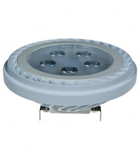 AR111 900LM 10W 12V 3000K 36* WHITE NON-DIMMABLE