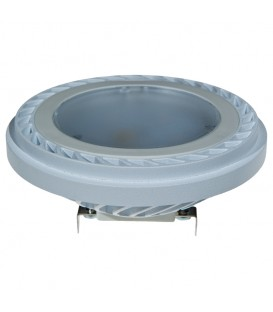 AR111 800LM 10W 3000K 100* WHITE NON-DIMMABLE