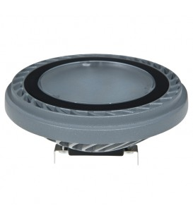 AR111 800LM 10W 12V 3000K 100* SILVER NON-DIMMABLE