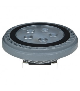 AR111 950LM 10W 12V 6500K 36* SILVER NON-DIMMABLE