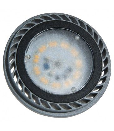 ES111 650LM 10W 3000K 100* GRAPHITE DIMMABLE