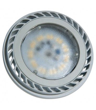 ES111 700LM 10W 4000K 100* WHITE DIMMABLE