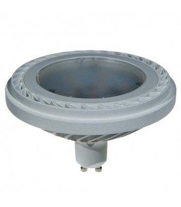 ES111 800LM 15W 3000K 100* WHITE DIMMABLE