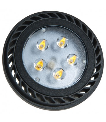AR111 1200LM 15W 3000K 36* WHITE NON-DIMMABLE