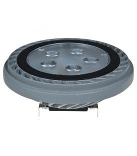 AR111 1400LM 15W 6500K 36* SILVER NON-DIMMABLE