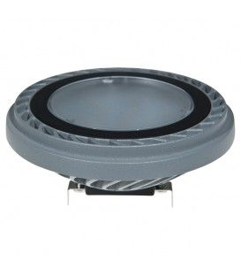AR111 1400LM 15W 12V 6500K 100* SILVER NON-DIMMABLE